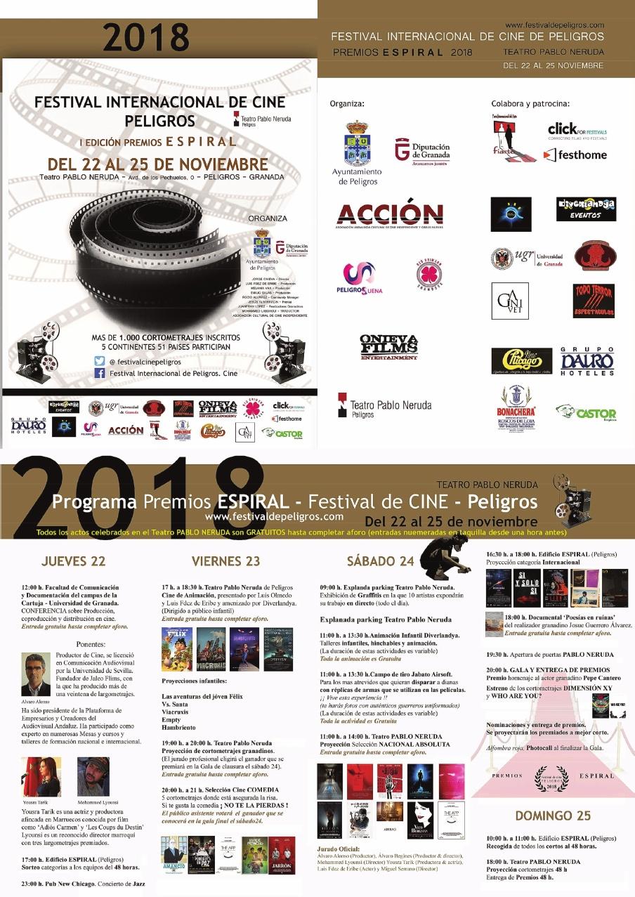 Festival Internacional de Cine de Peligros