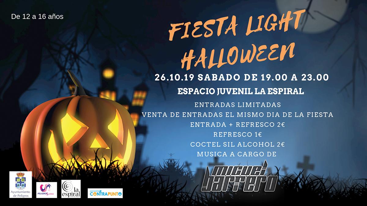 cartel fiesta light halloween copia