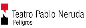 logo Teatro Pablo Neruda Peligros
